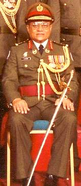 Maldive mullah-president of the republic, commander-in-chief of the armed forces, chief constable, supreme head of the judiciary, ultimate legislator, chief executive and chief executioner
